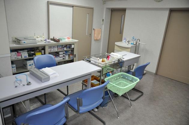 処置・採血室